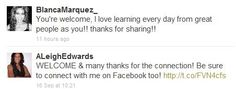 So much gratitude for these Twitterrific words of encouragement.  www.DivineGoddessCoaching.com