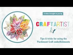 CraftArtist Parchment Craft digikits - tips & tricks Birthday Cards For Boys, Artist Card, Parchment Craft, Serif, Craft Tutorials, Digital Scrapbooking, Projects To Try, Card Making, Paper Crafts