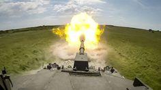 Reino Unido provoca a Argentina con el lanzamiento de misiles en las Malvinas