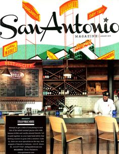 Dessert at Stella Public House decided best in San Antonio by San Antonio magazine