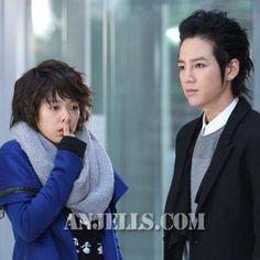 You're Beautiful! ♥ Jang Geun Suk as Hwang Tae Kyung ♥ Park Shin Hye as Go Mi Nam!!