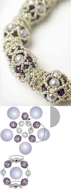 Perlenkette für einen besonderen Anlass
