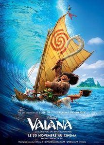 Vaiana, la légende du bout du monde enstreaming vf