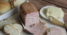 Prasowanka - indyk w galarecie. W miseczce mieszamy przyprawę do drobiu, żelatynę oraz sól peklową - mieszamy. Filet z indyka... Sprawdź! Pork, Dairy, Cheese, Meat, Recipies, Kale Stir Fry, Pork Chops
