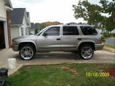 "1999 Dodge Durango rims | 1999 Dodge Durango ""BULLET"" - CHARLOTTE, NC owned by SCOOT1977 Page:1 ..."