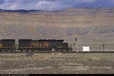 RailPictures.Net Photo: 5360 Denver & Rio Grande Western Railroad EMD SD40T-2 at Solitude, Utah by Frank Keller