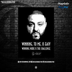 DJ Khaled on Poster! @Displate #black #popart #collection #studio #hiphop #quotes #hiphopart #natedogg #mancave #wizkhalife #djkhaled #snoopdogg #awesome #thegame #biggiesmalls #movies #displate #tupacshakur #missyelliot #displates #quote #posters #hiphop #future #worldstar #laurynhill #fanart #sayings #hiphoplegends #urban #natedogg #hiphopheads #hiphophead #hiphopquotes #dmx #westcoast #eastcoast #50cent #machinegunkelly #kendricklamar #stoney #drake #rap #khaled #designs #methodman…