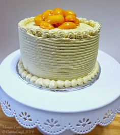 Mango Chiffon Cake Spring in Texas means the start of the season for Mangoes. Woohooo! I love mangoes especially the sweet ones. T...
