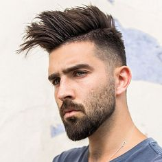83 Best MÄNNER FRISUREN 2018 Images On Pinterest Beard Haircut
