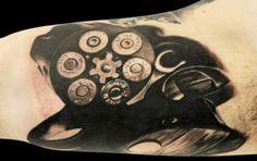 Tattoo Artist - Erich Rabel | Tattoo No. 7359