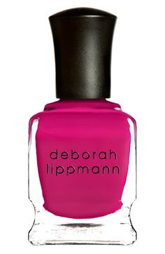 Deborah Lippmann Nail Color in Sexyback
