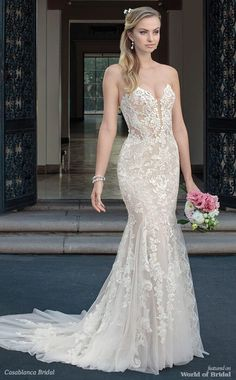 485 Best Fit Amp Flare Wedding Dresses Images In 2019 Fit