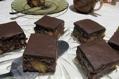 Healthy Sweets, Healthy Recipes, Healthy Food, Brownies, Paleo, Cukor, Free, Bulgur, Healthy Foods