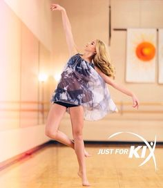 (@hahaH0ll13 Dance Moms Spam) Chloe Lukasiak for Just For Kix