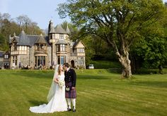 Knockderry House Scottish Wedding Venue