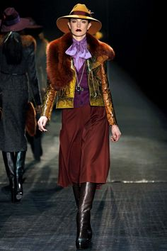 """Fashion Flash news Frida Giannini Leaves Gucci (5)"""