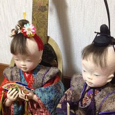 Dolls for the Girls' Festival