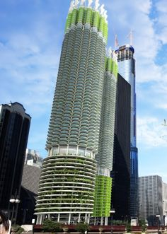 Marina city towers   See More Pictures   #SeeMorePictures