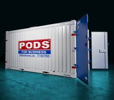 In addition to moving & storage solutions for homes & businesses, PODS offers moving & self-storage containers for local or long-distance moves. Moving Containers, Storage Containers, Moving Store, Pods Moving, Moving And Storage, Self Storage, Long Distance, Storage Solutions, Home Appliances