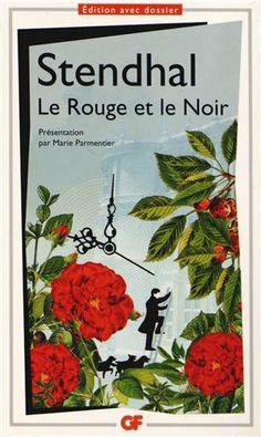 Le rouge et le noir: Amazon.fr: Stendhal, Marie Parmentier: Livres