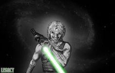 Cade Skywalker Wallpaper