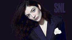 Lorde en Saturday Night Live