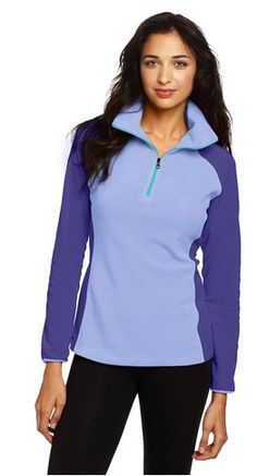 Columbia Women's Glacial Fleece III Half Zip Jacket