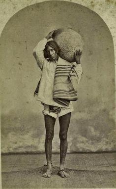 YAQUI MAN , 1880