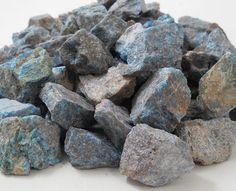 Identifying Raw And Rough Gemstones   Apatite 1 Rough Natural RAW Stone Crystal GEM Reiki Mineral Gemstone ...