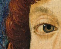 Antonello da Messina - Portrait of a young man (1478)