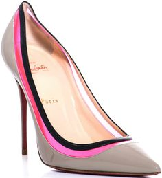 "Christian Louboutin ""Paulina"" Pumps The Hottest Celebrity Shoes of October 2013"