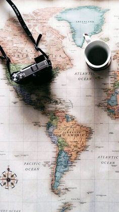World Map Travel Plans Camera Coffee iPhone 6 Wallpaper World Map Travel Plans Camera Coffee iPhone Iphone 6 Wallpaper, Wallpaper World, Tumblr Wallpaper, Travel Wallpaper, Camera Wallpaper, Iphone Backgrounds, Wallpaper Wallpapers, Iphone Wallpaper Photography, Coffee Wallpapers
