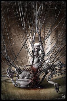 4dbebac02b Картинки по запросу cyberpunk dark art