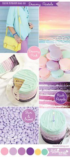 pastel color palette tumblr