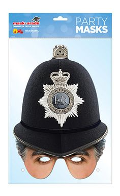 9bbfc7d2b45 Channel your inner policeman with this fantastic face mask.