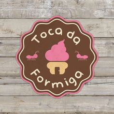 Logo Toca da Formiga