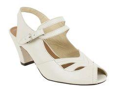 Re-Mix Anita Heels anita ivory heels