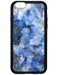 Crystal Blue iPhone 6/6s Case - Wildflower cases  - 1
