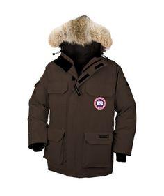 Canada Goose Banff Anorak Moda