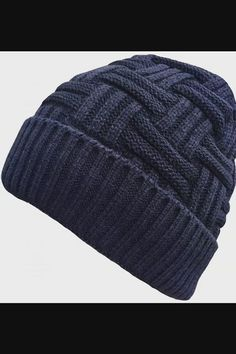 Beanie Knitting Patterns Free, Knitting Wool, Hand Knitting, Mens Beanie Hats, Knit Beanie Hat, Winter Hats For Men, Mens Winter, Knitted Baby Outfits, Ski Hats