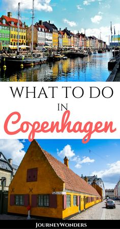 """Denmark is known for """"hygge"""" and being the happiest place on Earth. Explore Danish culture and understand why everyone from the countryside to Copenhagen loves living here! Europe Travel Guide, Spain Travel, Travel Plan, Travel Guides, Best Of Journey, Copenhagen Travel, Copenhagen City, Places To Travel, Travel Destinations"""