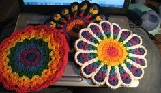 Peace, Love, and Potholders by Ffrogg526