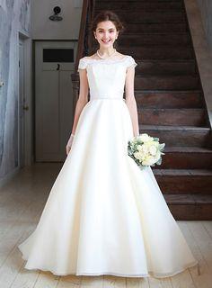イノセントリーのプライベートブランド*「ピュアスウィートライン」のドレスが清楚可愛すぎ♡にて紹介している画像
