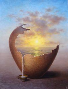 Inspired  \\ Artist - Zubov Lyubov