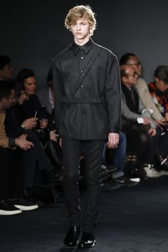 Jil Sander Fall 2016 Menswear Fashion Show