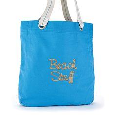 Custom Beach Tote - Electric Blue Beach Bag http://partyblock.carlsoncraft.com/Wedding/Wedding-Party-Gifts/ZB-ZBKX50411P-Custom-Beach-Tote--Electric-Blue.pro
