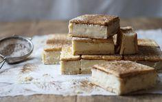 Cheat's Milk Tart Custard Slices with Cinnamon | The Kate Tin
