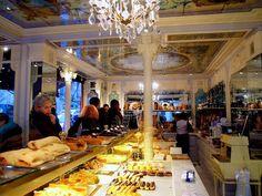 pintrest beautiful bakeries | Bakery in Paris ~ beautiful bakery!