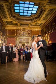 First Dance   Engineer's Club Wedding   Baltimore, Maryland   Anna Schmidt Photography