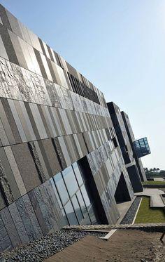 Lanyang Museum, Artech Architects,  Yilan County, Taiwan